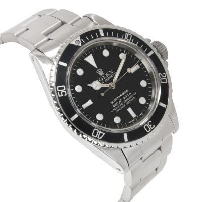 Vintage Rolex Submariner 5512 5513 Men s Watch in Stainless Steel
