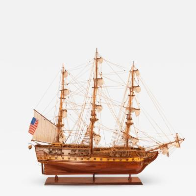 Vintage Ships Model