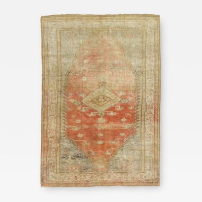 Vintage Turkish Anatolian rug no 31233