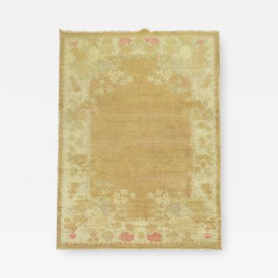 Vintage Turkish Square Anatolian rug no 26817
