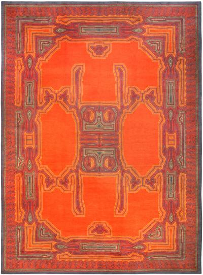 Vintage Viennese Rug