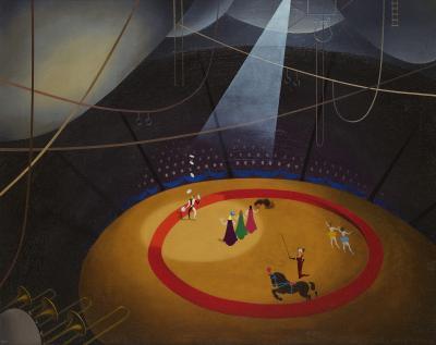 Virginia Berresford Circus