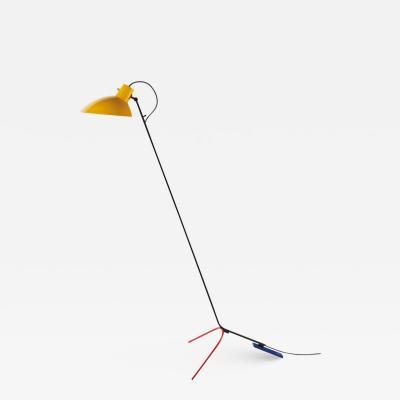 Vittoriano Vigano Vittoriano Vigan Special Mondrian Edition VV Cinquanta Floor Lamp