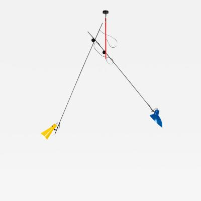 Vittoriano Vigano Vittoriano Vigan Special Mondrian Edition VV Suspension Lamp