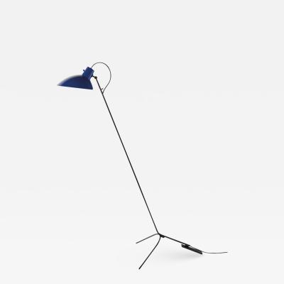 Vittoriano Vigano Vittoriano Vigan VV Cinquanta Floor Lamp in Blue