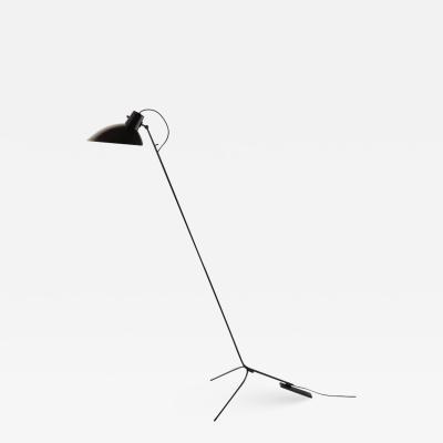 Vittoriano Vigano Vittoriano Vigan Vv Cinquanta Floor Lamp in Black
