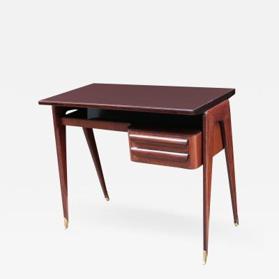 Vittorio Dassi A Small Italian Mid Century Writing Desk By Vittorio Dassi
