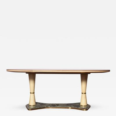 Vittorio Dassi Dining Table by Vittorio Dassi