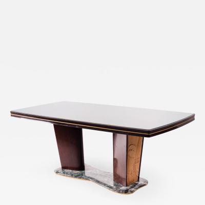Vittorio Dassi Dining Table by Vittorio Dassi 1950s