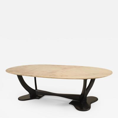 Vittorio Dassi Italian 1940s Coffee Table