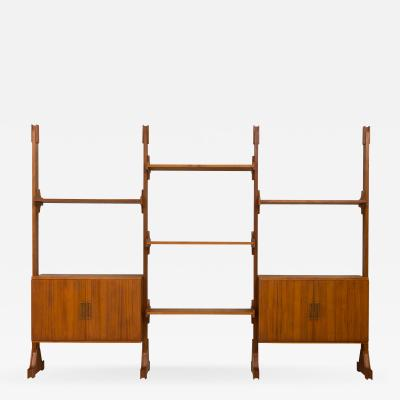 Vittorio Dassi Italian wall unit or room divider in Dassi style