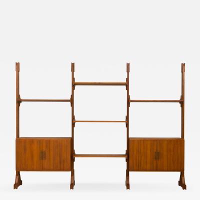 Vittorio Dassi Italian wall unit or room divider in Dassi style