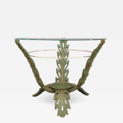 Vittorio Dassi Side Table by Dassi