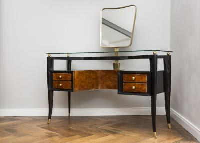 Vittorio Dassi Vanity Table Italy circa 1955