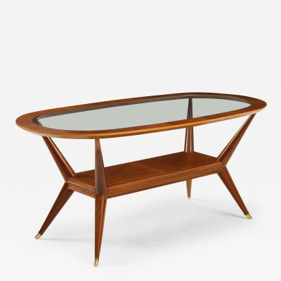 Vittorio Dassi Vittorio Dassi Attributed Dining Table Desk