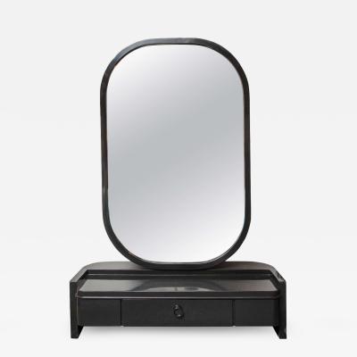 Vittorio Valabrega Dressing Mirror by Vittorio Valabrega Made in Italy