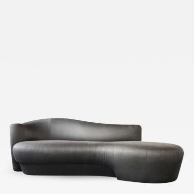 Vladimir Kagan Cloud Chaise Sofa