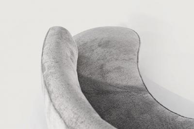 Vladimir Kagan Early Vladimir Kagan Serpentine Sofa for Kagan Dreyfuss