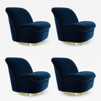 Vladimir Kagan Seating Suite By Directional 1960s