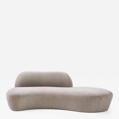 Vladimir Kagan Serpetine Cloud sofa