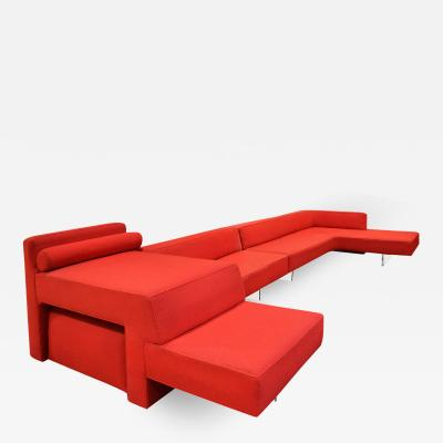 Vladimir Kagan Vladimir Kagan Extraordinary Omnibus Collection Sofa 1975
