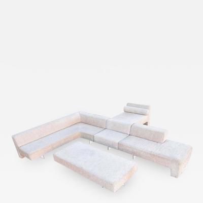 Vladimir Kagan Vladimir Kagan Four Piece Omnibus Sofa