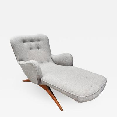 Vladimir Kagan Vladimir Kagan Iconic Contour Chaise Lounge 1950s