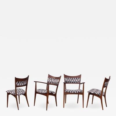Vladimir Kagan Vladimir Kagan Style Sculptural Dining Chairs
