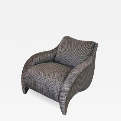 Vladimir Kagan Vladimir Kagan Wave Lounge Chair for Directional
