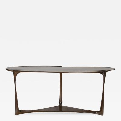 Vladimir Krasnogorov Console Table by Vladimir Krasnogorov for Thomas W Newman