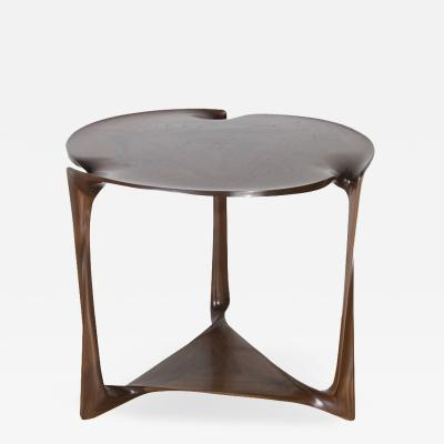 Vladimir Krasnogorov Side Table by Vladimir Krasnogorov for Thomas W Newman