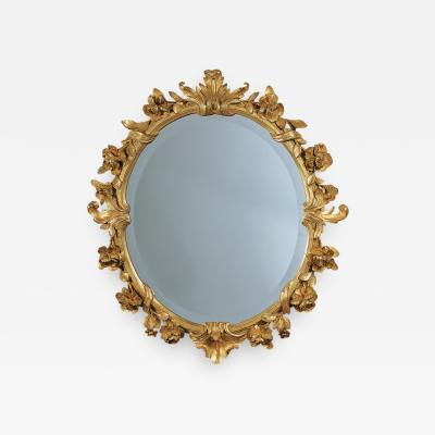 WILLIAMSBURG ROSE MIRROR