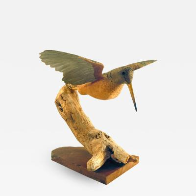 WOODCOCK Wood Carving