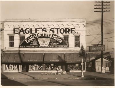 Walker Evans Eagles Store Selma Alabama 1935