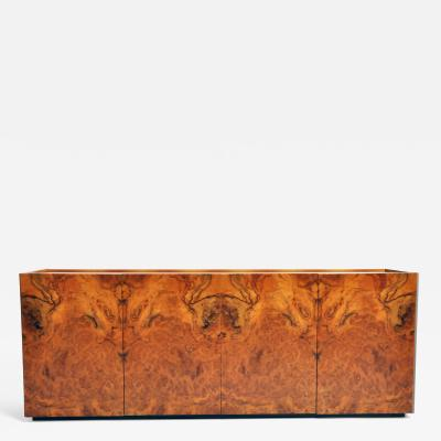 Walnut Burl Sideboard