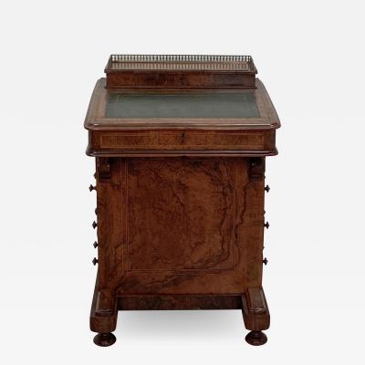 Walnut Davenport Desk England Circa 1840