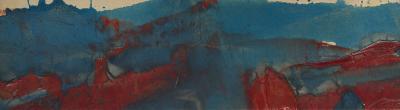 Walter Darby Bannard Blue Cayou