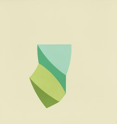 Walter Darby Bannard Green Grip 2