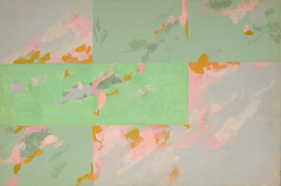 Walter Darby Bannard Untitled