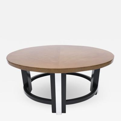 Walter Dorwin Teague Coffe Table by Walter Dorwin Teague for Hastings