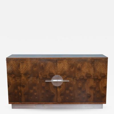 Walter Dorwin Teague Streamline Modern Buffet by Walter Dorwin Teague