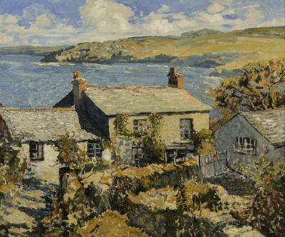Walter Elmer Schofield Cliff Farm Cornwall