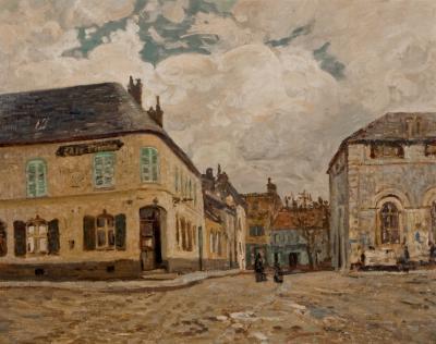 Walter Elmer Schofield In Brittany