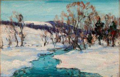 Walter Emerson Baum Brook Hills