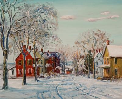 Walter Emerson Baum Milford Square