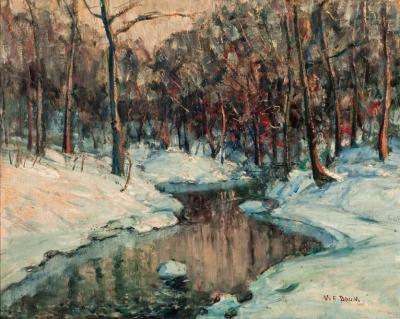 Walter Emerson Baum Reflections