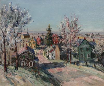 Walter Emerson Baum Road to Sellersville
