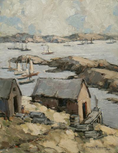 Walter Farndon Down to the Sea