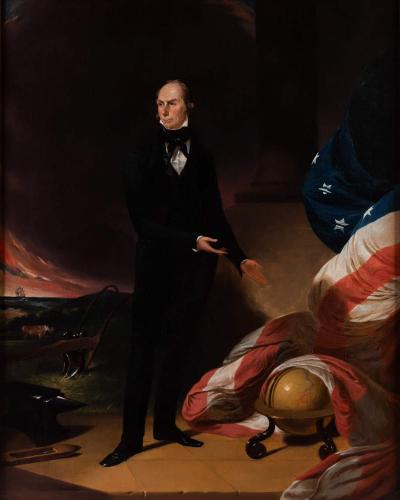 Walter Gould PORTRAIT OF HENRY CLAY