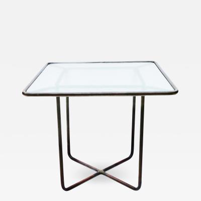 Walter Lamb Side Table by Walter Lamb